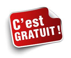 Gratuit – Free